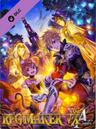 RPG Maker VX Ace - Ancient Dungeons: Base Pack Steam Key GLOBAL
