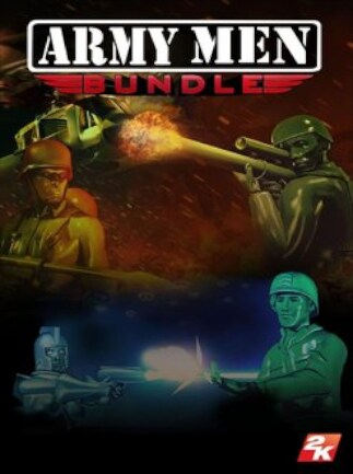 Army Men Bundle Steam Key GLOBAL - G2A COM