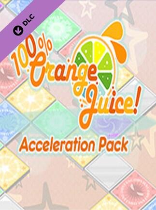 100% Orange Juice - Acceleration Pack Steam Key GLOBAL