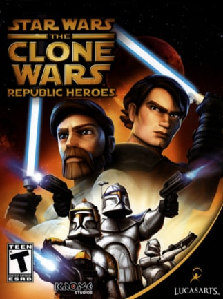 Star Wars The Clone Wars Republic Heroes Steam Key Ru Cis Gameplay