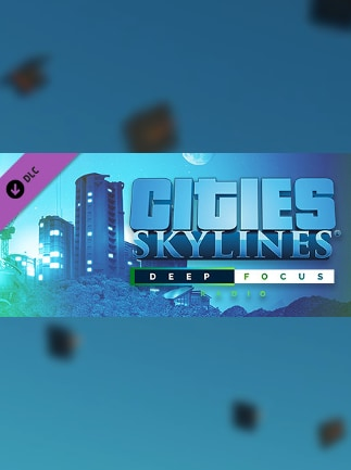 Cities: Skylines - Deep Focus Radio Steam Key RU/CIS