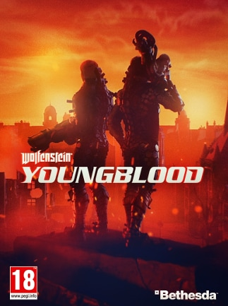 Wolfenstein Youngblood Standard Edition - Buy Steam PC Game Gift