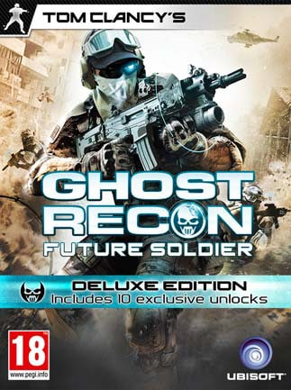 Tom Clancy's Ghost Recon: Future Soldier Deluxe Edition Uplay Key GLOBAL - box