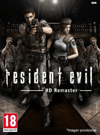Resident Evil Biohazard Hd Remaster Steam Key Eu G2a Com