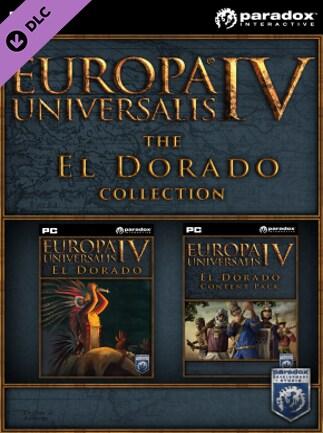 Europa Universalis IV: El Dorado Collection Steam Key GLOBAL