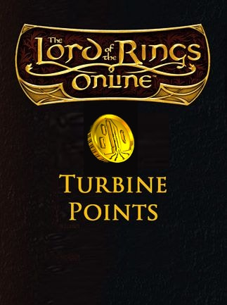 Lord of the Rings Online Turbine Points 800 Points LOTRO Key EUROPE
