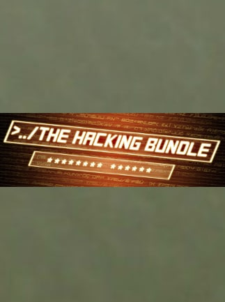 THE HACKING BUNDLE Steam Key GLOBAL - G2A COM