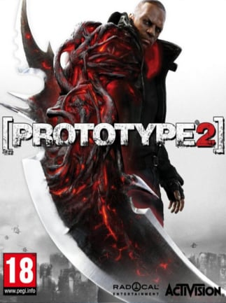 Prototype 2 Steam Key EUROPE