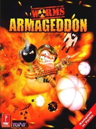 Worms Armageddon Key Steam GLOBAL - box
