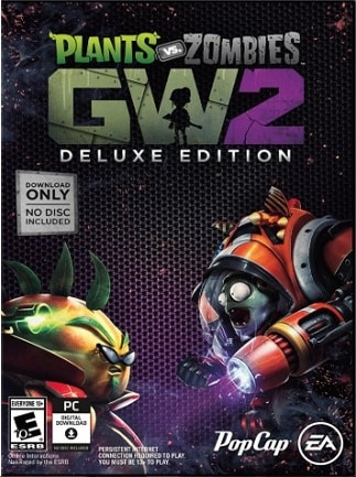 Plants Vs. Zombies Garden Warfare 2: Deluxe Edition PSN Key NORTH AMERICA