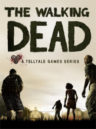 The Walking Dead: The Complete First Season PSN Key PS4 NORTH AMERICA - box