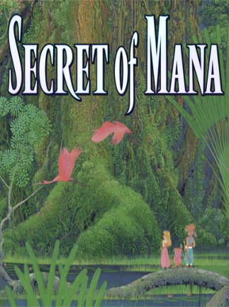 Secret of Mana Steam Key GLOBAL - scatola