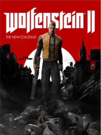 Wolfenstein II: The New Colossus Steam Key GLOBAL - gameplay - 2