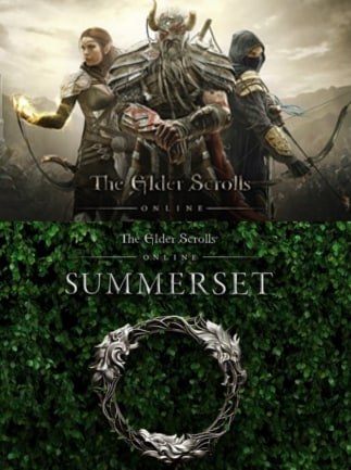 The Elder Scrolls Online + Summerset Upgrade The Elder Scrolls Online Key  GLOBAL - G2A COM