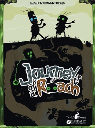Journey of a Roach Steam Key GLOBAL - box