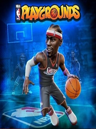 NBA Playgrounds Steam Key GLOBAL - box