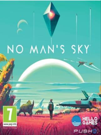 No Man's Sky Steam Key RU/CIS - box