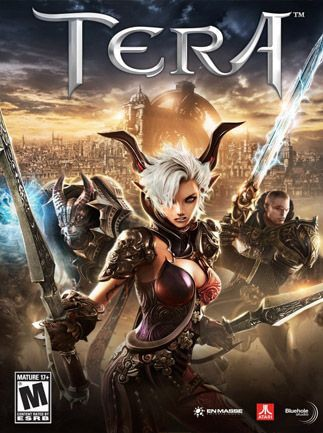 Tera Online Standard Gameforge Key EUROPE - box
