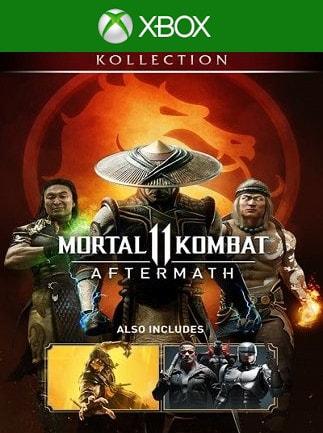 Mortal Kombat 11 | Aftermath Kollection (Xbox One) - Xbox Live Key - GLOBAL