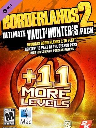 Borderlands 2 - Ultimate Vault Hunters Upgrade Pack Steam Key GLOBAL -  G2A COM