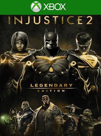 Injustice 2 Legendary Edition (Xbox One) - Xbox Live Key - UNITED STATES