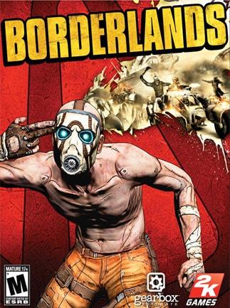 Borderlands GOTY Enhanced GOTY Enhanced Steam Key EUROPE