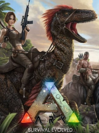 ARK: Survival Evolved (PC) - Steam Gift - EUROPE