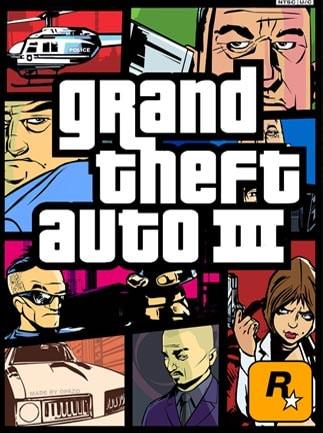 نتيجة بحث الصور عن Grand Theft Auto III