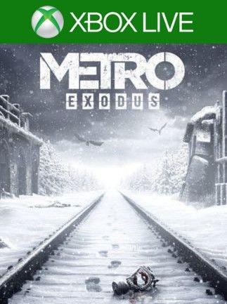 Metro Exodus Xbox One - Buy Xbox Live Game Key