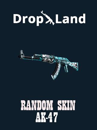 Counter-Strike: Global Offensive RANDOM AK47 SKIN BY DROPLAND.NET Code GLOBAL