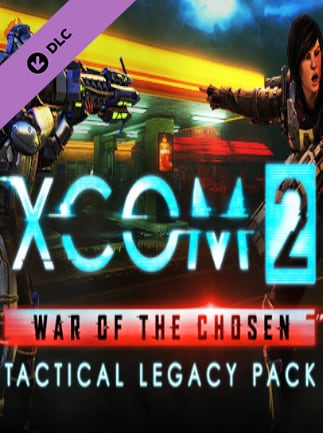 XCOM 2: War of the Chosen - Tactical Legacy Pack Steam Key GLOBAL - G2A COM