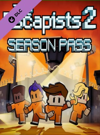 The Escapists 2 - Season Pass DLC Steam Gift GLOBAL