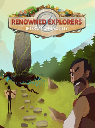 Renowned Explorers: International Society + More to Explore Steam Key GLOBAL