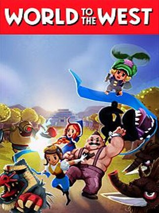 World to the West Steam Key GLOBAL - box