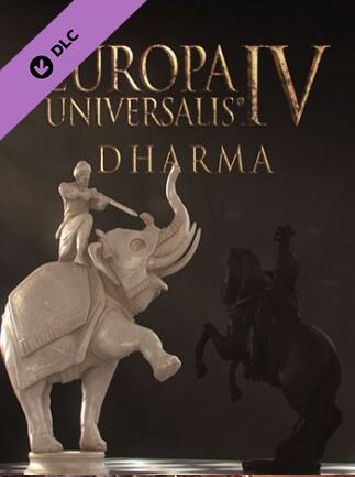 Europa Universalis IV: Dharma Collection Steam Key RU/CIS