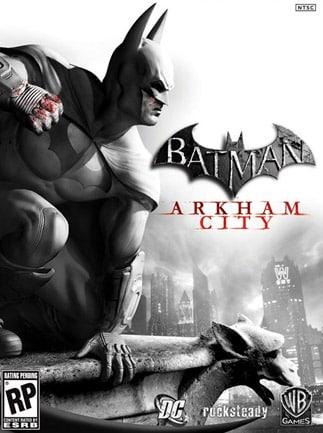 Batman: Arkham City GOTY Edition Steam Key GLOBAL - caja
