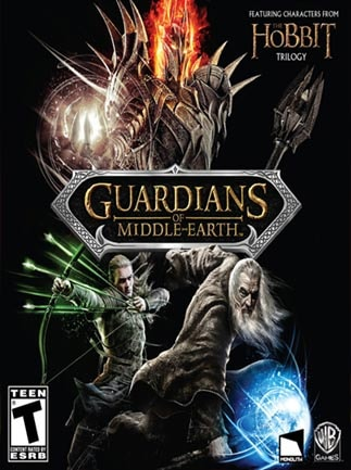 Guardians of Middle-earth Steam Key GLOBAL - box