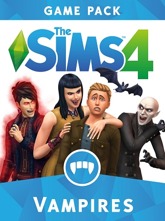 The Sims 4 Vampires Key Origin GLOBAL - box