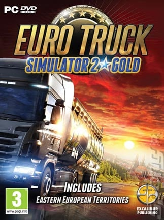 Euro Truck Simulator 2 Gold Edition Steam Key GLOBAL - gameplay - 1