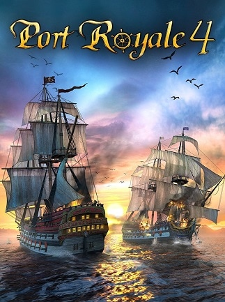 Port Royale 4 (PC) - Steam Gift - GLOBAL