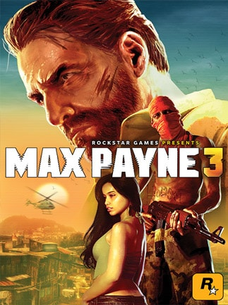 Max Payne 3 (PC) - Steam Key - GLOBAL