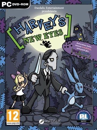 Edna & Harvey: Harvey's New Eyes Steam Key GLOBAL