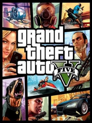 Grand Theft Auto V: Premium Online Edition & Whale Shark Card Bundle  Rockstar Key GLOBAL - G2A COM