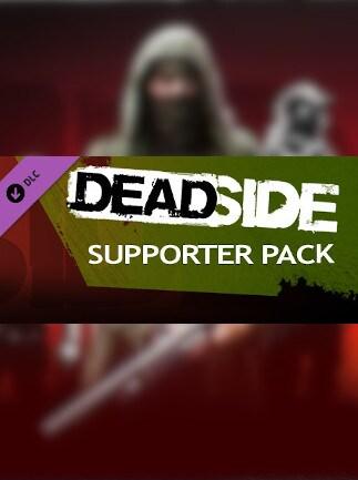 Deadside Supporter Pack (PC) - Steam Gift - EUROPE
