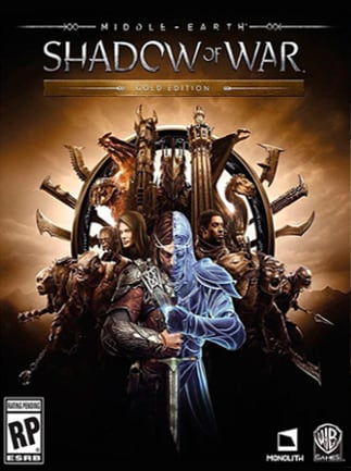 middle earth shadow of war definitive edition vs gold edition