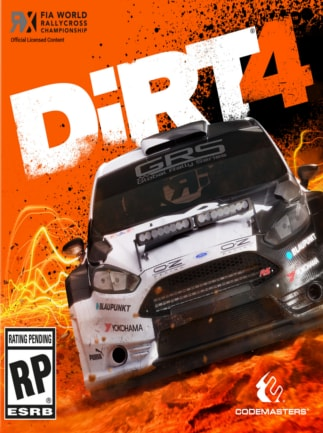 Image result for DiRT 4 cover pc