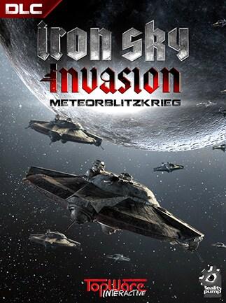 Iron Sky Invasion: Meteorblitzkrieg Steam Key GLOBAL