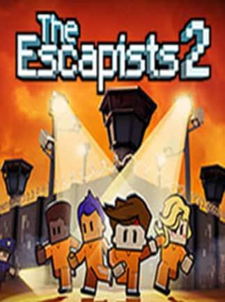 The Escapists 2 (PC) - Buy Steam Game CD-Key