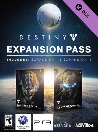 Destiny - Expansion Pass Key XBOX LIVE XBOX 360 GLOBAL - box