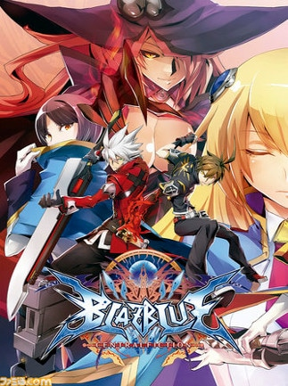 Image result for BlazBlue Centralfiction cover pc